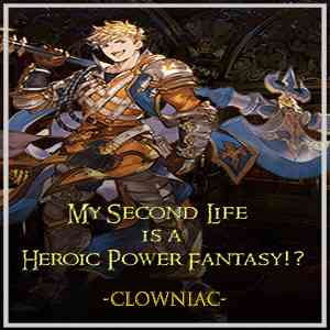 My Second Life Is a Heroic Power Fantasy?!