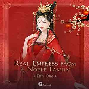 Real Empress from a Noble Family